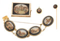 Estate Jewelry:Brooches - Pins, Victorian Micromosaic, Gold Jewelry. ...