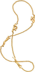 Estate Jewelry:Necklaces, Gold Necklace, Cartier. ...