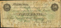 Obsoletes By State:Ohio, Niles, OH- James Ward & Co. 50¢ Jan. 5, 1874...