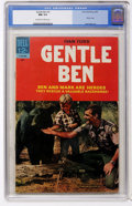 Silver Age (1956-1969):Adventure, Gentle Ben #2 (Dell, 1968) CGC NM 9.4 Off-white to white pages.