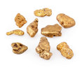 Minerals:Golds, Gold Nuggets. Alaska. ... (Total: 9 Items)