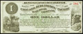 Obsoletes By State:Iowa, Newton, IA- Chicago, Burlington and Pacific Railroad Company $1 Apr1, 1862. ...