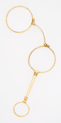 Estate Jewelry:Other, Gold Lorgnette, French . ...