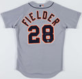 Autographs:Jerseys, Prince Fielder Signed Detroit Tigers Jersey. ...