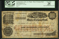 Obsoletes By State:California, San Francisco, CA- Banking House of Dr. A.S. Wright / Miners' Exchange Bank $100 Nov. 29, 1854. ...
