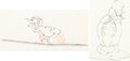 Animation Art:Production Drawing, Alpine Climbers and The Village Smithy Donald DuckAnimation Drawings Group of 2 (Walt Disney, 1936/42).... (Total: 2)