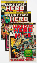 Bronze Age (1970-1979):Superhero, Hero for Hire #2-16 Group (Marvel, 1972-73) Condition: Average VG.... (Total: 15 Comic Books)