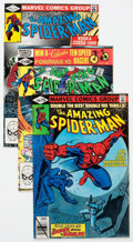 Modern Age (1980-Present):Superhero, The Amazing Spider-Man Group of 47 (Marvel, 1980s) Condition:Average NM.... (Total: 47 Comic Books)