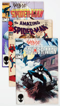 Modern Age (1980-Present):Superhero, Spider-Man Related Short Box Group (Marvel, 1960s-90s) Condition:Average NM-....
