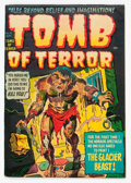 Golden Age (1938-1955):Horror, Tomb of Terror #4 File Copy (Harvey, 1952) Condition: VF....