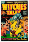 Golden Age (1938-1955):Horror, Witches Tales #13 File Copy (Harvey, 1952) Condition: VF-....