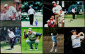 Autographs:Photos, Signed Golf Photograph Lot of 118....