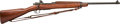 Long Guns:Bolt Action, U.S. Remington Model O3-A3 Bolt Action Rifle....