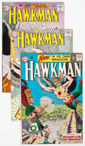 Silver Age (1956-1969):Superhero, Hawkman #1-27 Complete Series Group (DC, 1964-68) Condition: Apparent VG-.... (Total: 30 Comic Books)