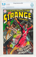 Silver Age (1956-1969):Science Fiction, Strange Adventures #218 (DC, 1969) CBCS NM/MT 9.8 Off-white towhite pages....