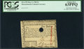 Colonial Notes:Massachusetts, Massachusetts May 5, 1780 $1 PCGS Choice New 63PPQ.. ...