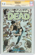 Modern Age (1980-Present):Horror, The Walking Dead #1 Wizard World San Jose Edition - SignatureSeries (Image, 2015) CGC NM/MT 9.8 White pages....