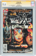 Modern Age (1980-Present):Science Fiction, X-Files #20 Signature Series (Topps Comics, 1996) CGC NM+ 9.6 Whitepages....