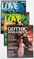 Magazines:Horror, Gothic Romances Group (Atlas-Seaboard, 1970).... (Total: 3 Comic Books)
