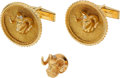 Estate Jewelry:Suites, Diamond, Gold Jewelry Suite. ... (Total: 3 Items)