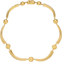 Gold Necklace, Lalaounis