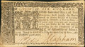 Colonial Notes, Maryland April 10, 1774 $6 Very Fine....