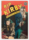 Golden Age (1938-1955):Crime, Feature Books #51 Rip Kirby (David McKay Publications, 1947) Condition: FN-....