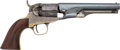Handguns:Single Action Revolver, Metropolitan Arms Single Action Percussion Revolver....