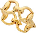 Estate Jewelry:Bracelets, Gold Bracelet, Gucci. . ...