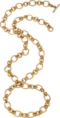 Estate Jewelry:Necklaces, Gold Necklace, Ippolita. . ...