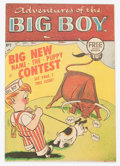 Silver Age (1956-1969):Humor, Adventures of Big Boy #7 (Timely, 1956) Condition: FN/VF....