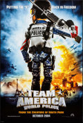 "Movie Posters:Animation, Team America: World Police & Other Lot (Paramount, 2004). One Sheets (2) (27"" X 40"") DS Advance. Animation.. ... (Total: 2 Items)"
