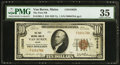 National Bank Notes:Maine, Van Buren, ME - $10 1929 Ty. 1 The First NB Ch. # 10628. ...