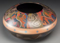 American Indian Art:Pottery, A Hopi Polychrome Jar. Les Namingha. c. 2005...