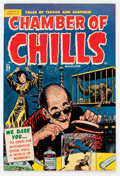 Golden Age (1938-1955):Horror, Chamber of Chills #24 (#4) File Copy (Harvey, 1951) Condition:VF....