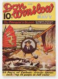 Platinum Age (1897-1937):Miscellaneous, Don Winslow of the Navy #2 (Merwil Publishing, 1937) Condition:GD/VG....
