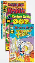 Bronze Age (1970-1979):Humor, Richie Rich File Copies Box Lot (Harvey, 1970s-80s) Condition:Average NM-....