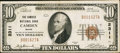 National Bank Notes:Maine, Camden, ME - $10 1929 Ty. 1 The Camden NB Ch. # 2311. ...