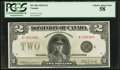Canadian Currency: , DC-26l $2 1923. . ...