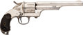 Handguns:Single Action Revolver, Merwin & Hulbert Second Model Revolver....