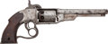 Handguns:Single Action Revolver, Savage Revolving Fire-Arms Company Navy Model Percussion RevolverAccording to Consignor Attributed to Confederate General Cle...(Total: 2 Items)