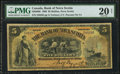 Canadian Currency: , Halifax, NS- The Bank of Nova Scotia $5 Sept. 1, 1908 Ch # 550-28-08.. ...