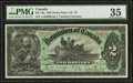 Canadian Currency: , DC-14b $2 1897.. ...