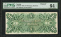 Canadian Currency: , Winnipeg, MB- Commercial Bank of Manitoba $10 May 1, 1885 Ch.170-10-04P Back Proof. ...