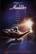 """Movie Posters:Animation, Aladdin & Others Lot (Buena Vista, 1992). One Sheets (4) (27"""" X 40"""") DS Advance. Animation.. ... (Total: 4 Items)"""