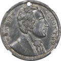 """Political:Tokens & Medals, Henry Clay: Rare """"For His Country"""" Campaign Medal...."""