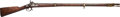 Long Guns:Muzzle loading, 1852 Marked Percussion Musket....