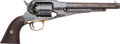 Handguns:Single Action Revolver, Remington New Model Army Single Action Revolver....