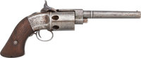 Extremely Rare Springfield Arms Warner Belt Model Percussion Revolver