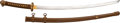 Edged Weapons:Swords, Exceptional Quality WWII Japanese Army Officers' Sword....